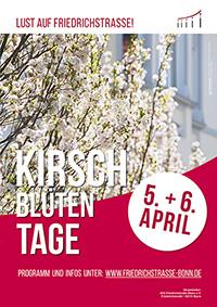 5f624892ac7e73 Kirschblütentage in der Friedrichstraße am 5.   6. April 2019