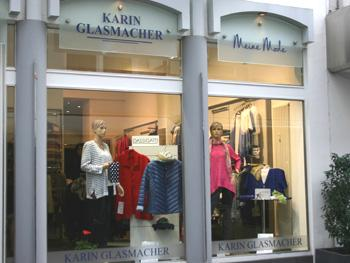 KARIN GLASMACHER Shop