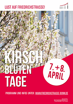 Kirschblütentage | 7. + 8. April