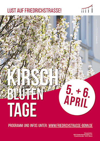 Kirschblütentage | 5. + 6. April